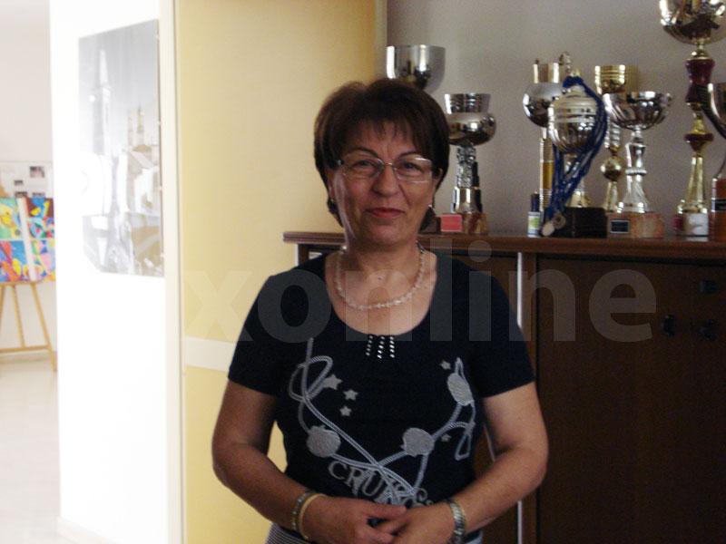 Nella foto MARINA LIPPOLIS PRESIDENTE COMMISSIONE D'ESAME