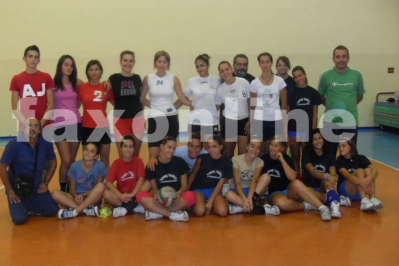 Young-Volley