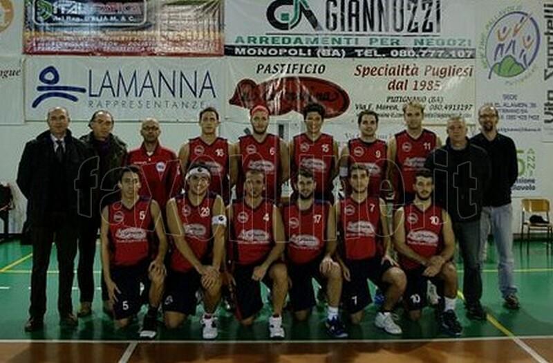 basket_putignano