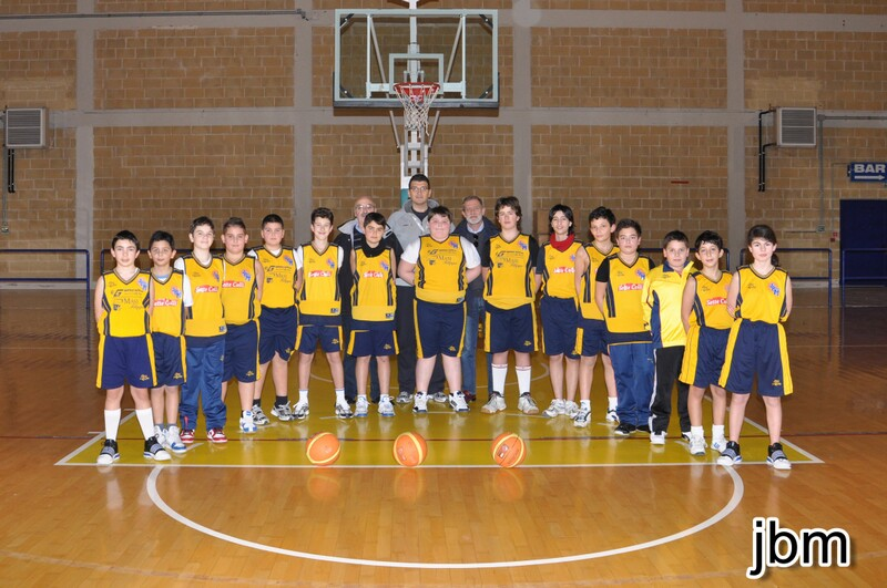 Under_12_Junior_basket_padre_minozzi