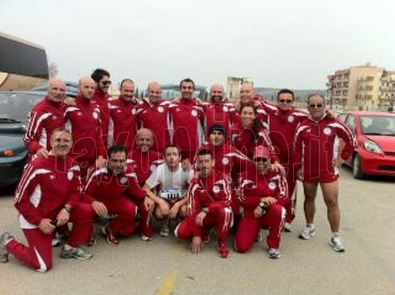 CANOSA_2012_Gioia_Running