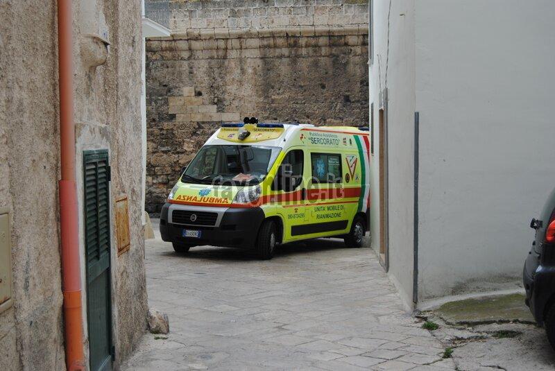Ambulanza_Monopoli