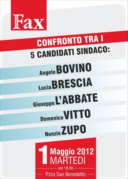 Confronto_sindaci_POLIGNANO