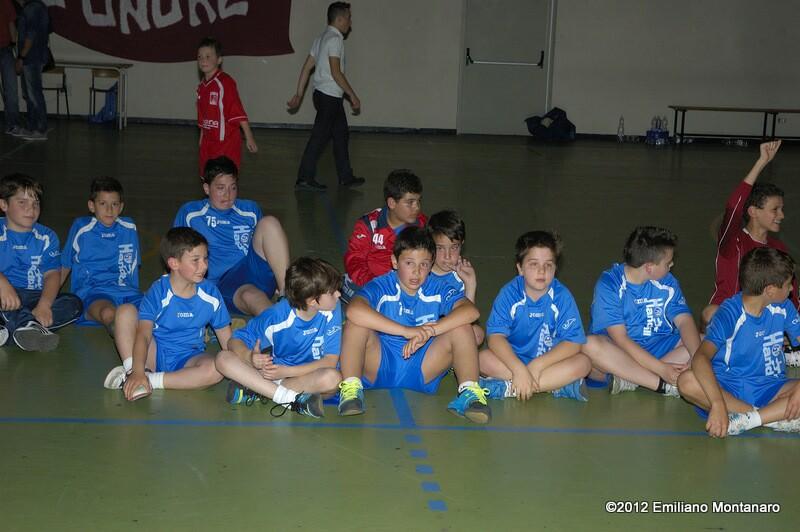 Pallamano_Putignano_under12_squadra
