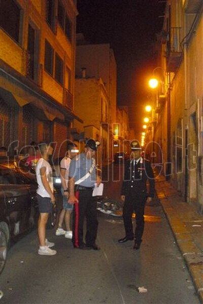 incidente_putignano_ore_2230_via_Orsini