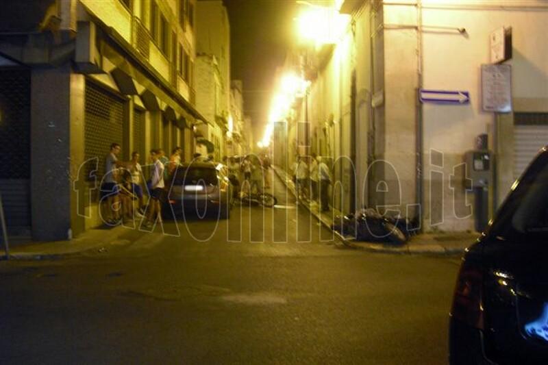 incidente_putignano_ore_2230_via_Orsini2