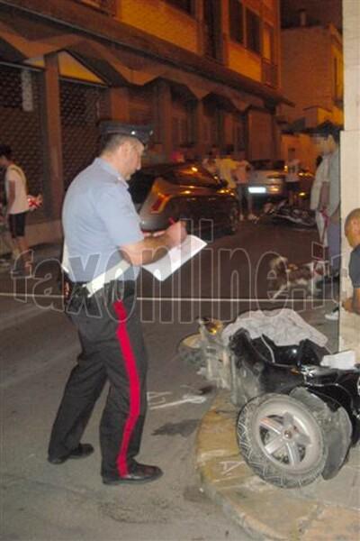 incidente_putignano_ore_2230_via_Orsini4