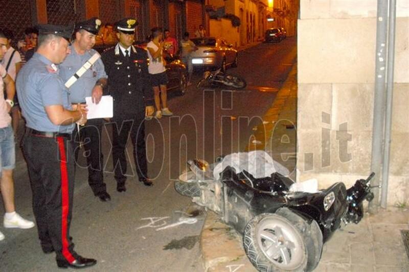 incidente_putignano_ore_2230_via_Orsini7
