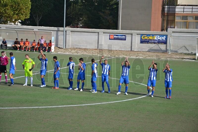 Atletico Mola-Tricase (2)
