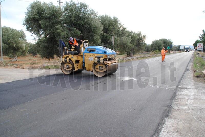 Provinciale_Castellana_nuovo_asfalto_1