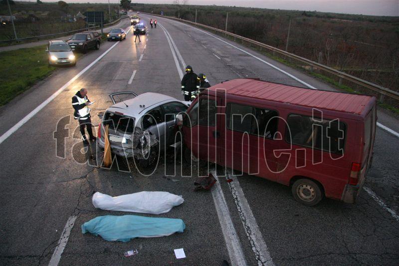 incidente_mortale_gioia-sammichele_2.vivilastrada