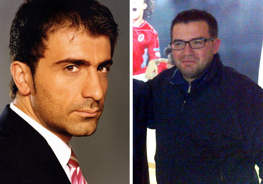 Michele Boccardi (a sinistra) e Giovanni Settanni