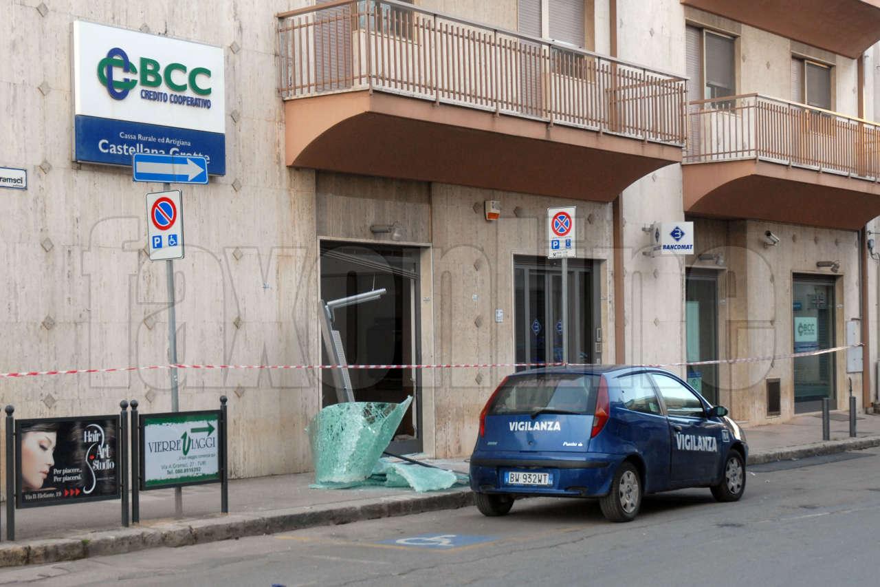 Bancomat BCC di Castellana a Turi