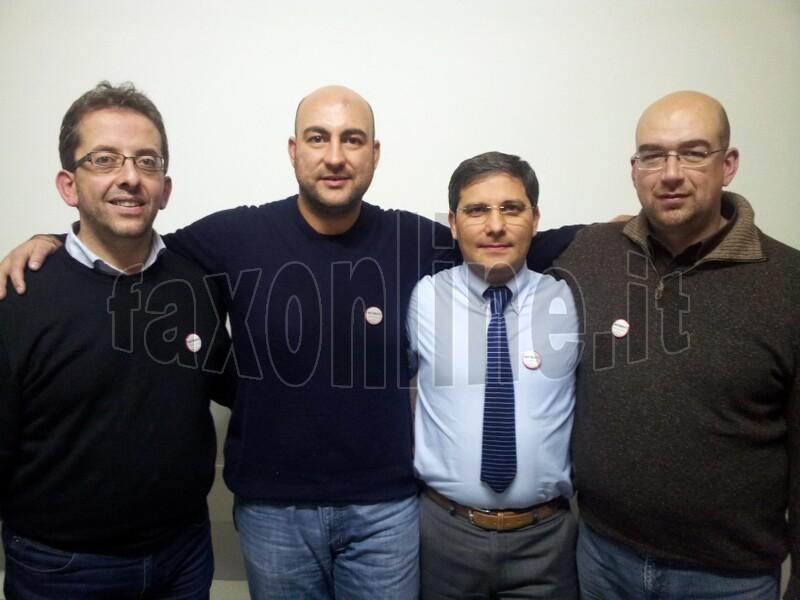 cinque_stelle_Orazio_Colonna_Giandomenico_DElia_Enzo_Bartalotta_e_Leonardo_De_Marinis