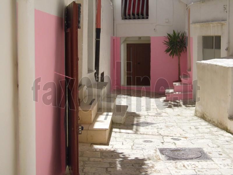 palazzo rosa centro storico