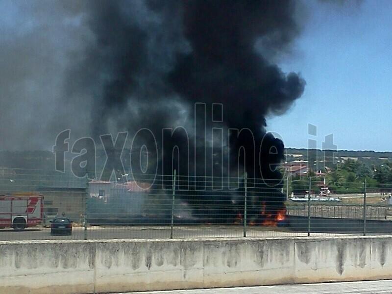 incendio ex mercato boario