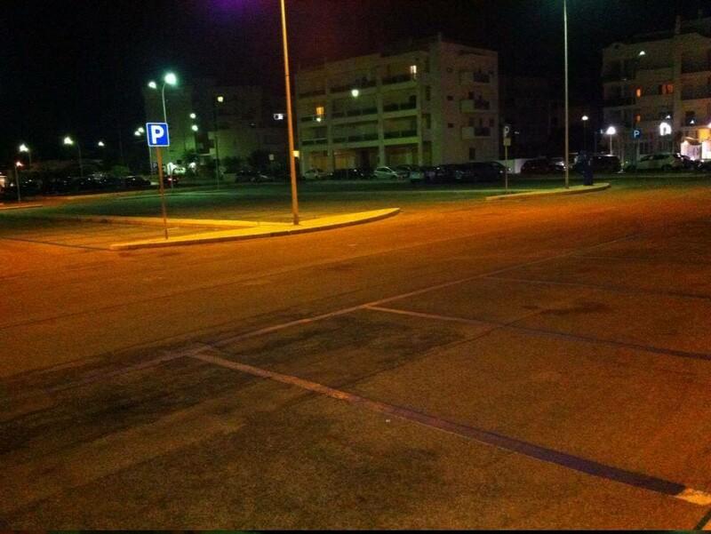 parcheggio Madonna dAltomare