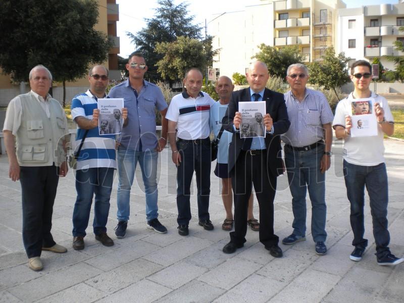 flash mob borsellino