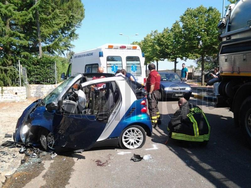 incidente viale autodromo