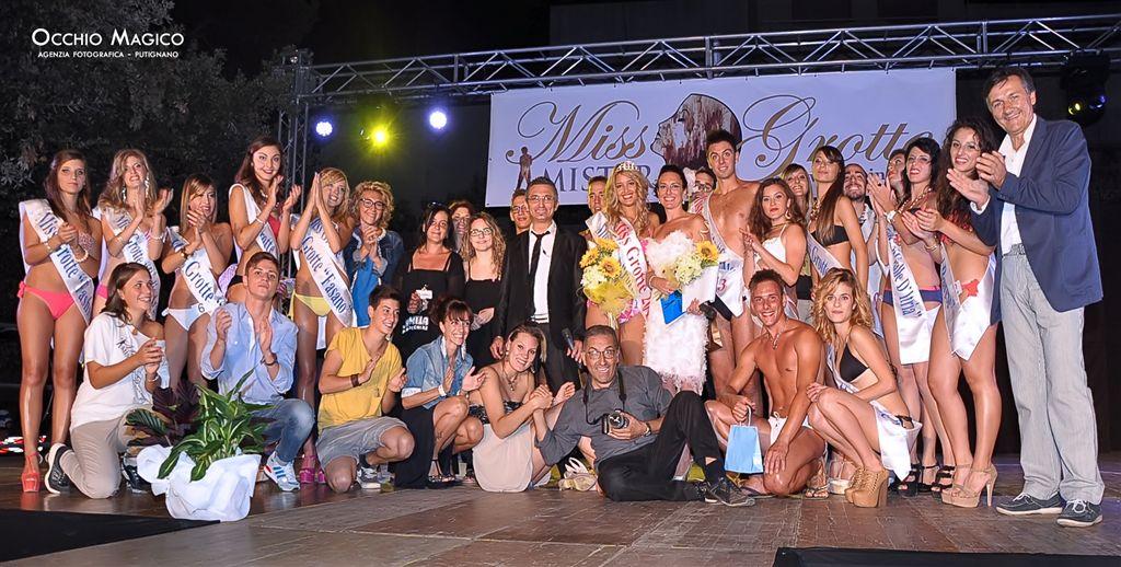 miss grotte 2013 gruppo