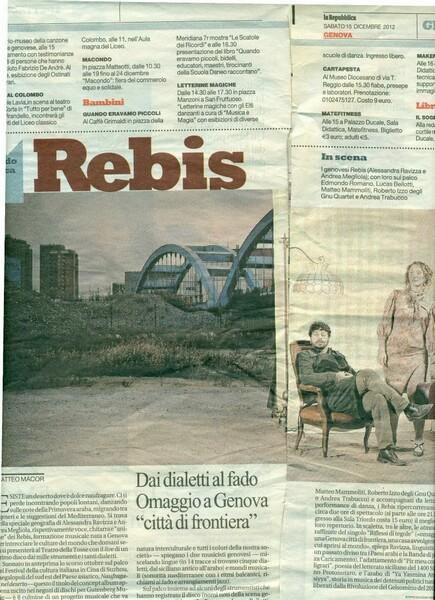 Rassegna stampa - Repubblica