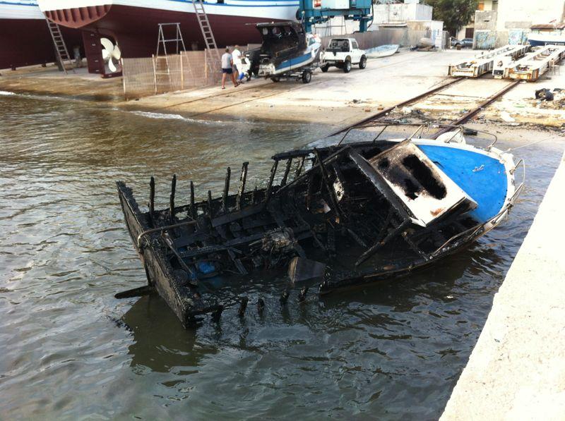 incendio barche 2