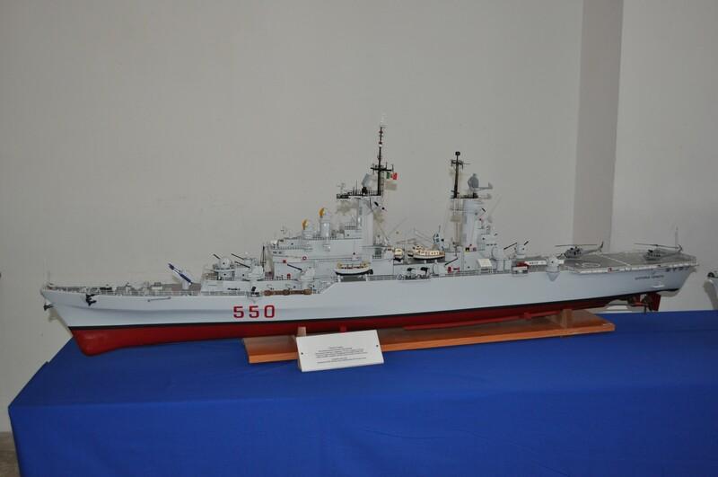 Art. Anmi prima mostra di modellismo navale 2