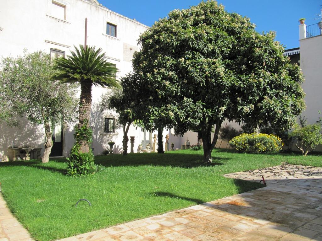 giardino pensile palazzo del principe