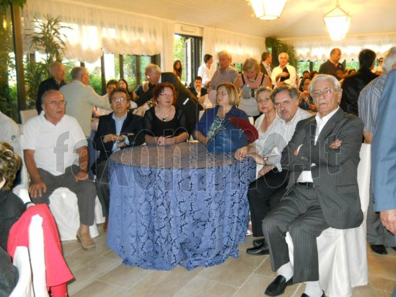 Giovanni Ramunni primo da destra in foto
