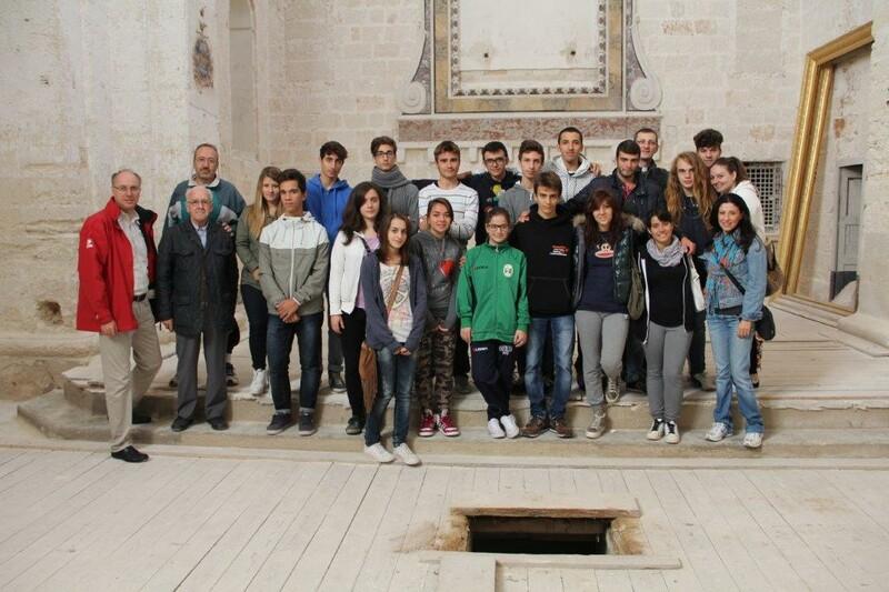 Liceo - Monopoli e chiese sepolcreti - 2013 116