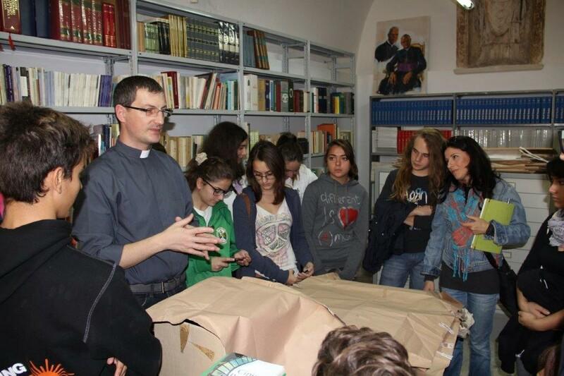 Liceo - Monopoli e chiese sepolcreti - 2013 481