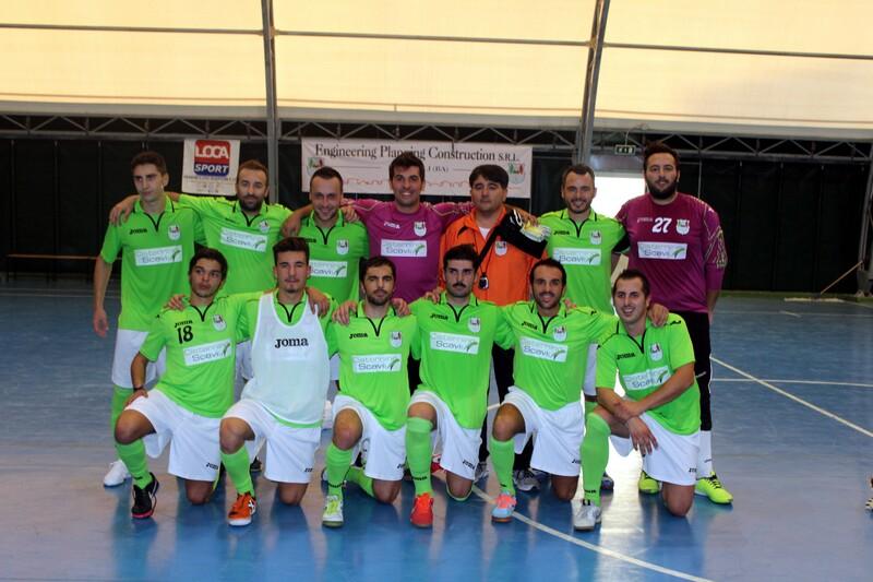 44 derby la mp futsal club