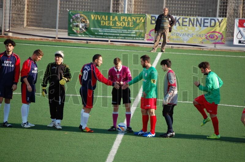 Coppa Puglia la Polim 2 BARBATI STRINGE MANO ALLEX POLIMNIA SARACINO