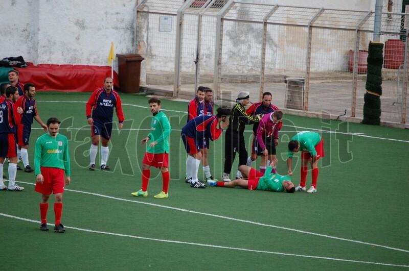 Coppa Puglia la Polimnia vince per 6-4 4