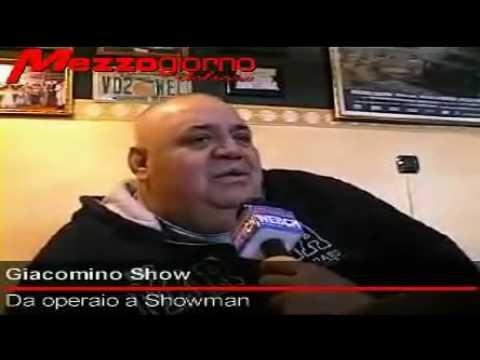 giacomino ospite in tv
