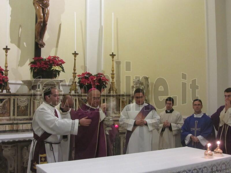27.ammissione ordini sacri Antonio Esposito 2