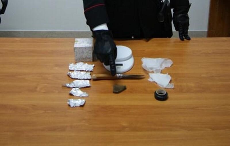 Arresto Putignano