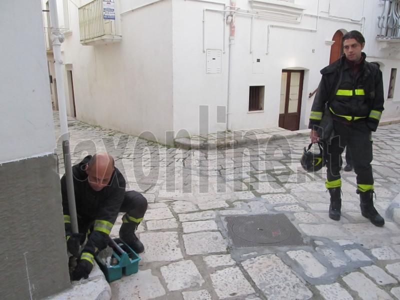 emergenza fuga gas