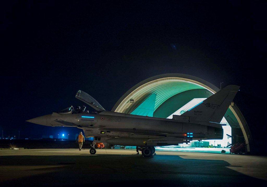eurofighter gioia