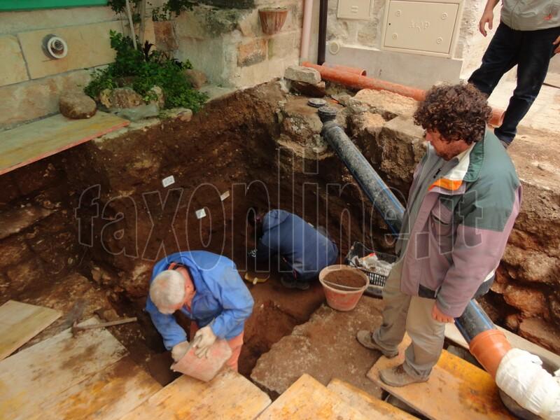scavo archeologico 2