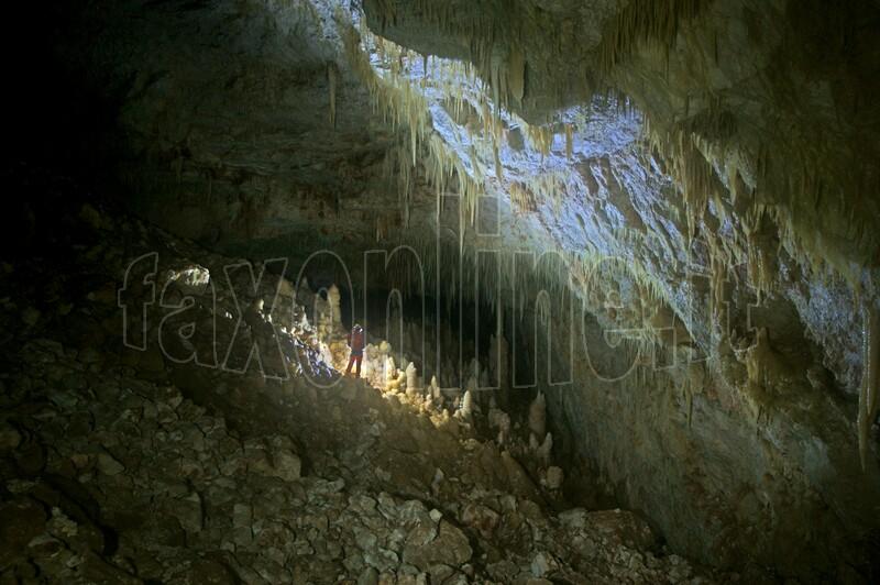 Bocca del drago dal cavernone