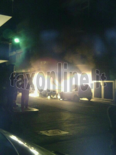 incendio nella notte 2