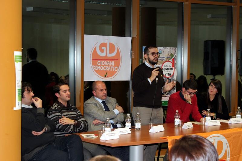intervento Pierpoaolo Treglia segr.regionale Gd