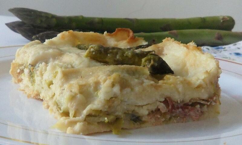 Lasagne Con Speck E Asparagi Faxonline It