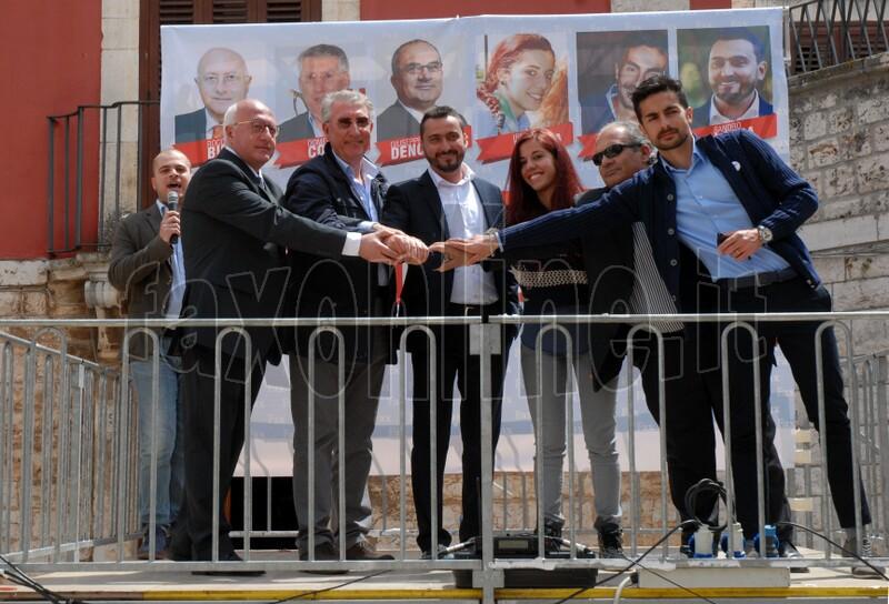 candidati sindaco2014