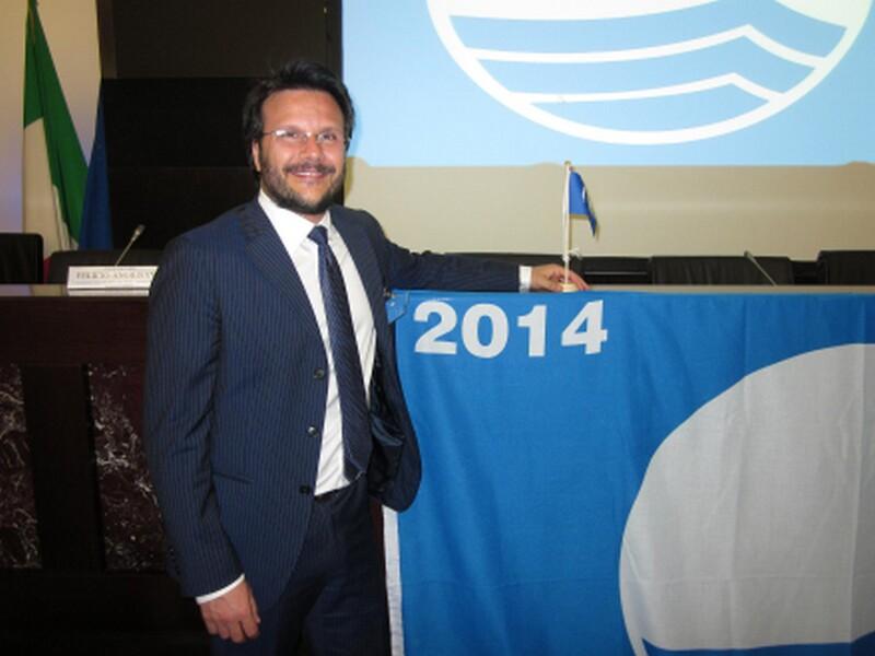 bandiera blu 2014-monopoli
