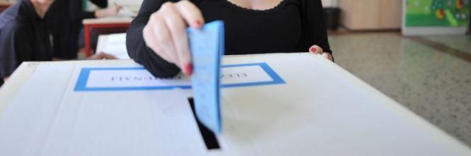 elezioni scheda