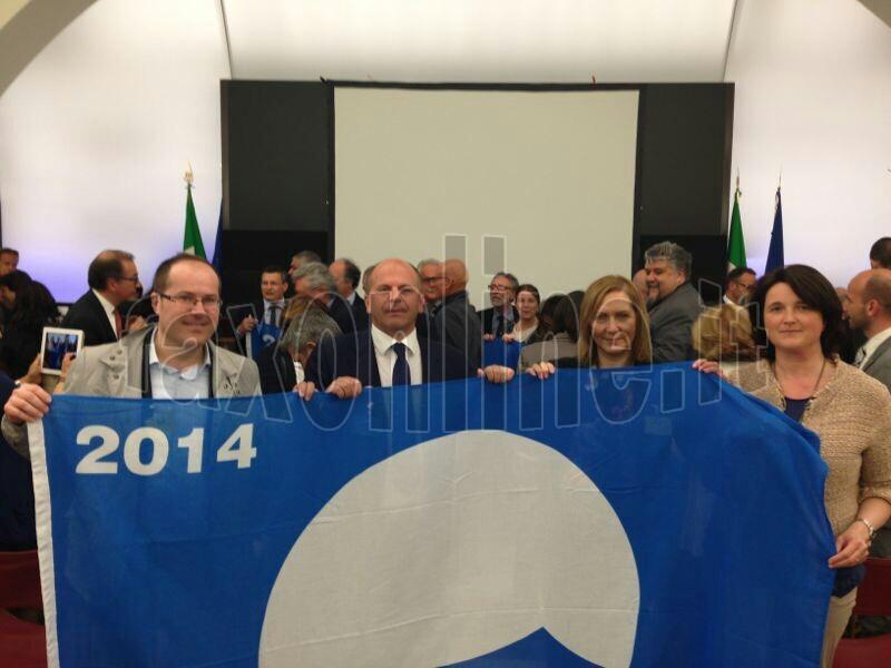bandiera blu-polignano2014