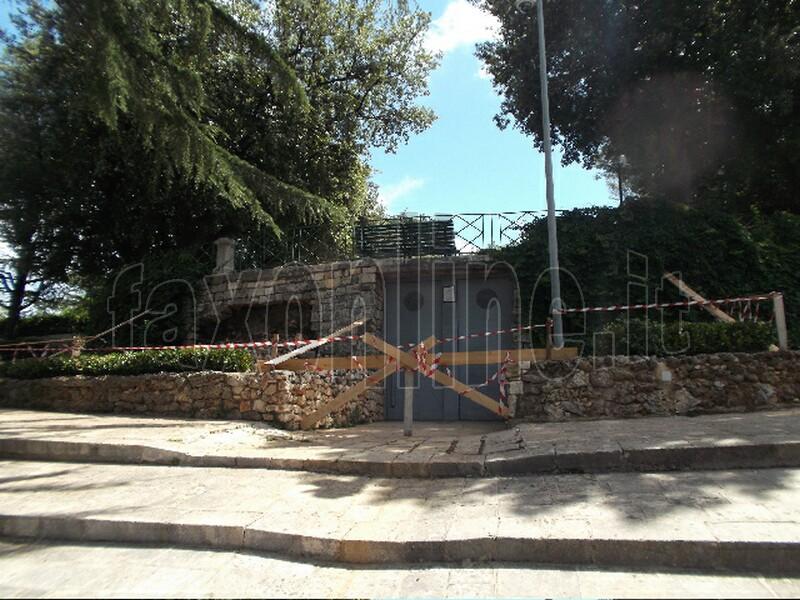 crollo muro villa garibaldi2