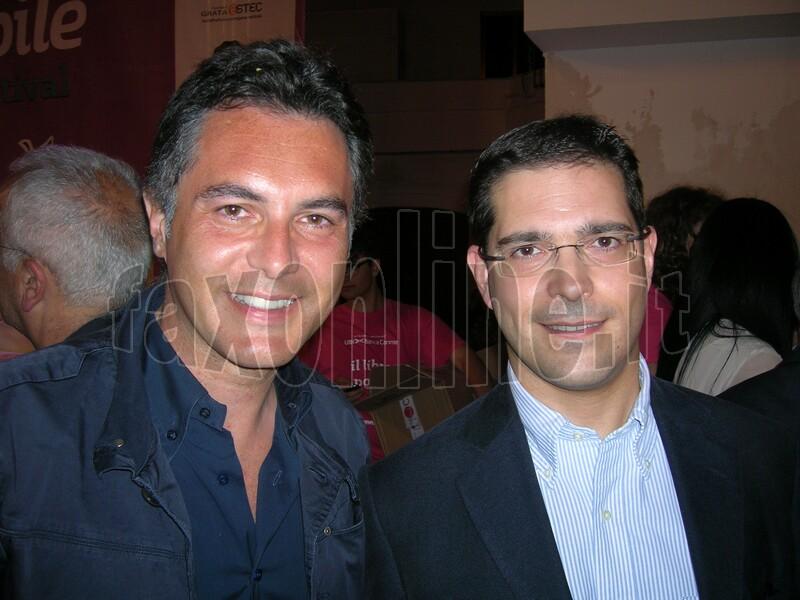 Nuccio Altieri e Daniele Capezzone